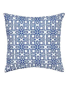 Geometric Outdoor Cushion