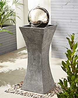 Eclipse Column Water Fountain