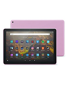 Amazon 2021 All New Fire 10.1in 32GB Tablet - Lavender