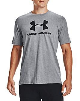 Under Armour Sports Style Logo Short Sleeve T-Shirt