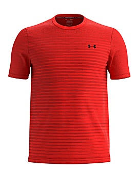 Under Armour Seamless Fade Short Sleeve T-Shirt