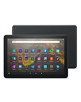 Amazon 2021 All New Fire 10.1in 32GB Tablet - Black