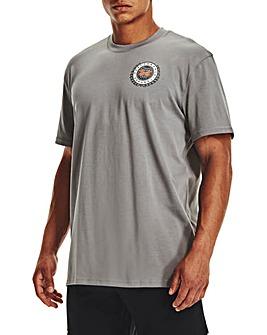 Under Armour Master Crest Short Sleeve T-Shirt
