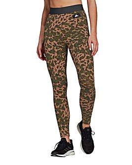 adidas Leopard Print Leggings