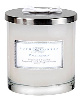Sophie Conran, Portmeirion glass Candle