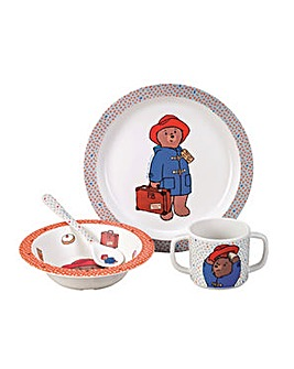 Petit Jour Paddington Bear Gift Set