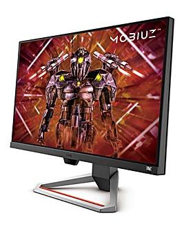 BenQ EX2710 27in Full HD IPS Gaming Monitor, 1MS, 144Hz, FreeSync, BI+ Sensor