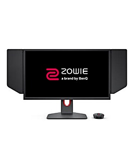 BenQ Zowie XL2456K 24in Gaming Monitor, 144Hz, Color Vibrance, Height Adjust