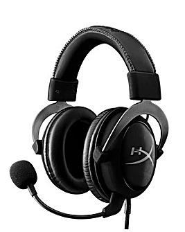 HyperX Cloud II Gaming Headset - Gun Metal