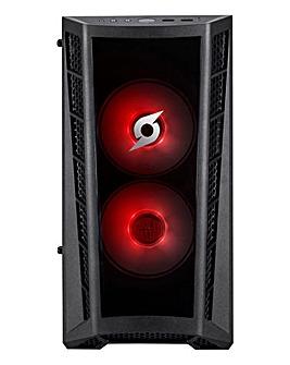 Stormforce Onyx Gaming PC - R5 5600X, 16GB, 480GB SSD, GTX 1660S, Windows 10