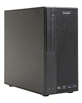 Zoostorm SFF Gaming PC - i3-10100, 8GB, 240GB SSD, Windows 10 Home