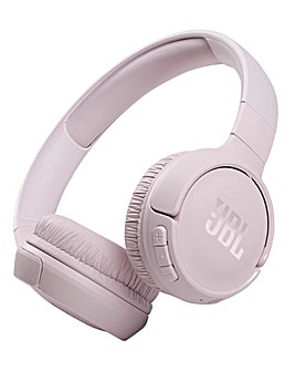 JBL Tune 510 BT Headphones - Pink
