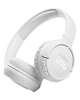 JBL Tune 510 BT Headphones - White