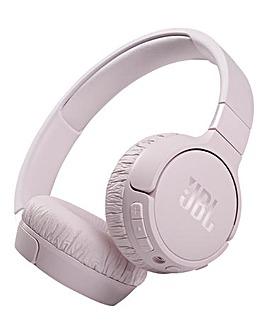 JBL Tune 660 ANC BT Headphones - Pink