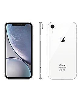 Apple iPhone XR 64GB White REFURBISHED
