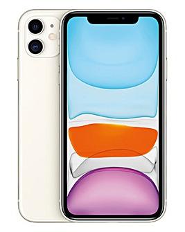Apple iPhone 11 64GB White REFURBISHED