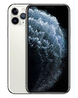 Apple iPhone 11 Pro 64GB Silver REFURBISHED
