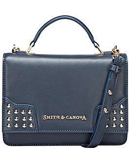 Smith & Canova Soft Leather Stud Detail