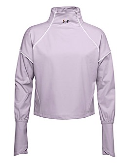 Under Armour Rush 1/2 Zip Training Top