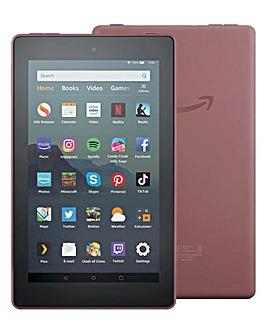 Amazon Fire 7in 16GB Tablet Plum