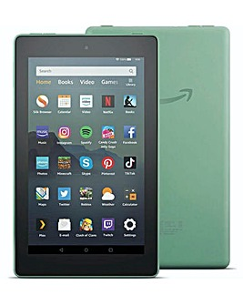 Amazon Fire 7in 32GB Tablet Sage Green