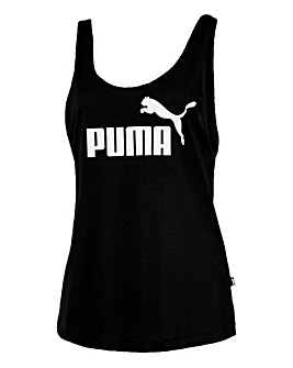 Puma Ladies Essential Logo Tank