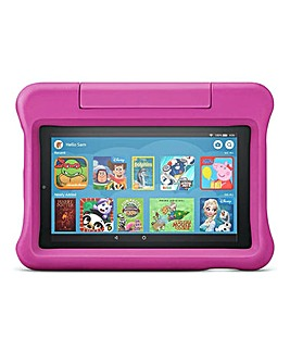 Amazon Kids 7in Tablet Pink