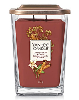 Yankee Elevation Cinnamon Bark & Cumin