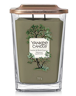 Yankee Elevation Vetiver & Black Cypress