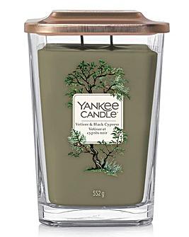 Yankee Elevation Vetiver & Black Cypress