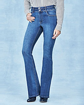 Light Blue Shape & Sculpt Jeans Regular