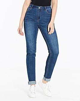 Jade Supersoft Comfort Stretch Boyfriend Jeans Regular Length