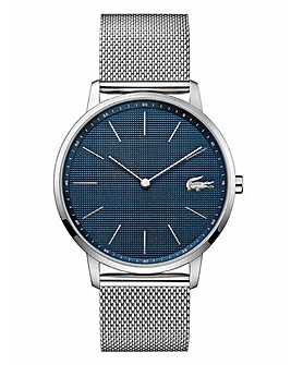 Lacoste Men's Stainless Steel Moon Watch