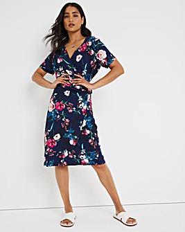 Joe Browns Floral Wrap Dress