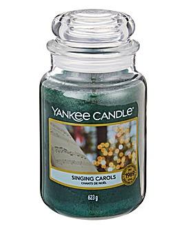 Yankee Candle Singing Carols