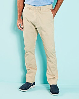 Stone Stretch Chinos 33in