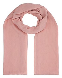 Lightweight Blush Scarf