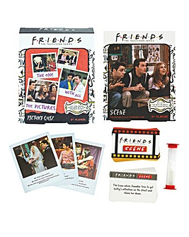 Friends Picture Quiz & Friends Scene