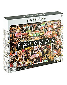 Friends 1000pc Jigsaw Collage