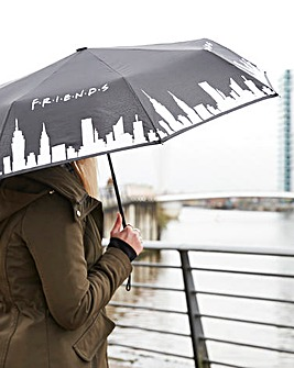 Friends Colour Change Umbrella