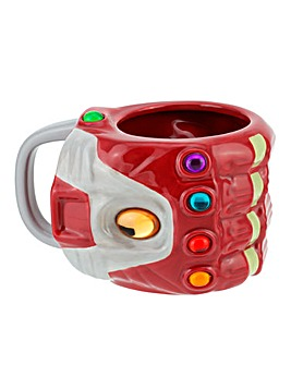 Avengers Nano Gauntlet Shaped Mug
