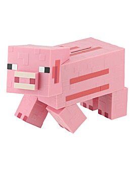 Minecraft Pig Money Bank
