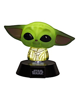 Star Wars The Child Icon Light