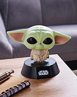 Star Wars The Child Icon Light