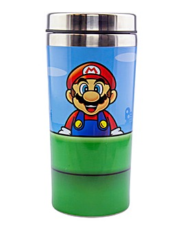 Super Mario Warp Pipe Travel Mug
