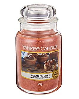 Yankee Candle Pecan Pie Large Jar
