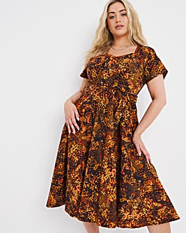 Joe Browns Animal Print Dress