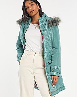 Joe Browns Perfection Parka Coat