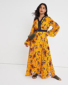 Joe Browns Printed Maxi Dress
