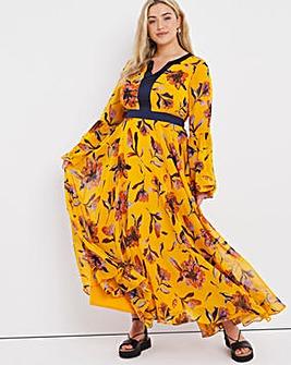 Joe Browns Printed Midi Dress